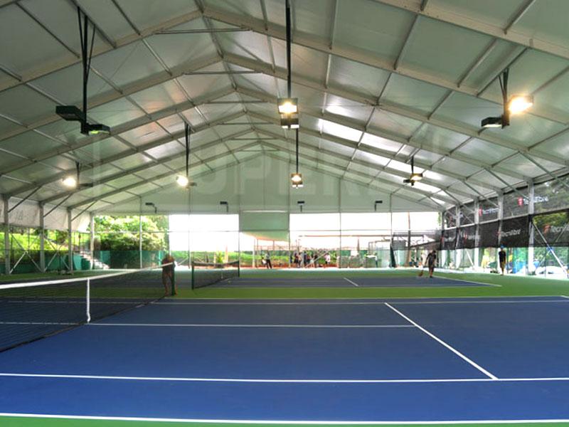 خيمة الرياضة